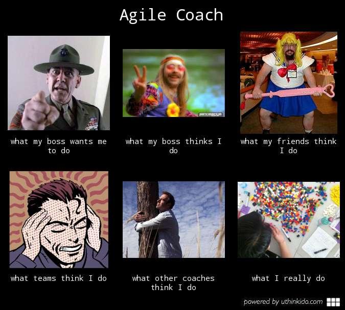 El rol Agile Coach